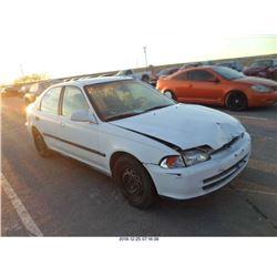 1995 - HONDA CIVIC EX