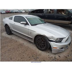 2014 - FORD MUSTANG