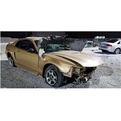 2000 - FORD MUSTANG//REBUILT SALVAGE