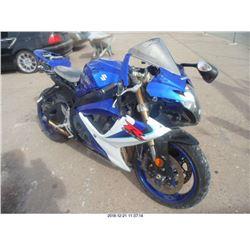 2006 - SUZUKI GSX-R600