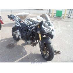 2012 - HONDA CBR600RR