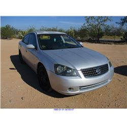 2006 - NISSAN ALTIMA//RESTORED SALVAGE