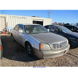 2002 - CADILLAC DEVILLE//RESTORED SALVAGE