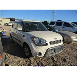 2013 - KIA SOUL//RESTORED SALVAGE