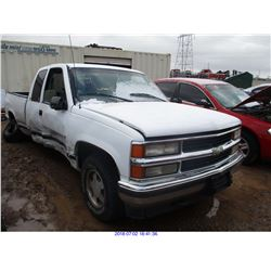 1998 - CHEVROLET CK 1500//RESTORED SALVAGE