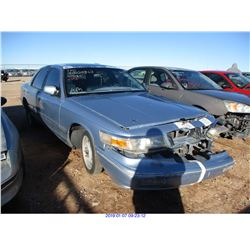 1997 - MERCURY GRAND MARQUIS//RESTORED SALVAGE