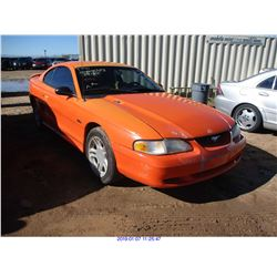 1996 - FORD MUSTANG//RESTORED SALVAGE