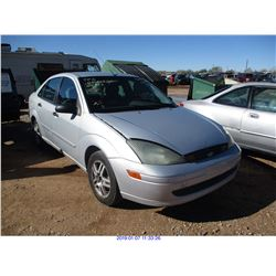 2003 - FORD FOCUS//RESTORED SALVAGE