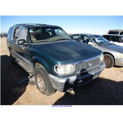 1998 - MERCURY MOUNTAINEER