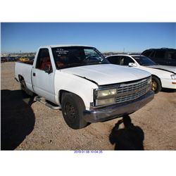 1994 - CHEVROLET 1500//RESTORED SALVAGE