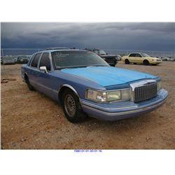 1994 - LINCOLN TOWN CAR