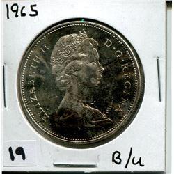 1965 B/U CANADIAN *SILVER* DOLLAR
