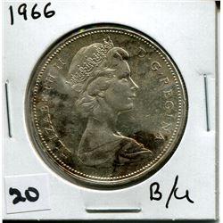 1966 B/U CANADIAN *SILVER* DOLLAR