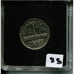1951 CANADIAN COMMEMORATIVE NICKEL (1751-1951)