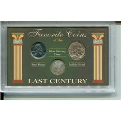 1923-1943 U.S.A. *FAVORITE COINS OF THE CENTURY*