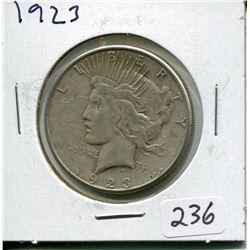 1923 PEACE DOLLAR (USD)