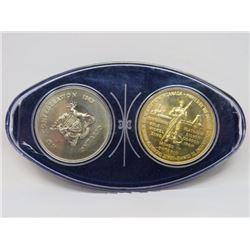 1987 MINT SET (ONTARIO CONFEDERATION COIN)