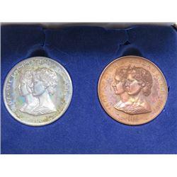 1967 25 DOLLAR SILVER COIN (QUEEN ELIZABETH II )