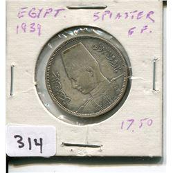 1939 56 PIASTRES (EGYPTIAN)