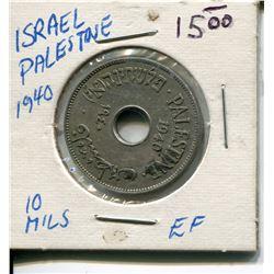 1940 10 MILS (ISREAL 10 MILS)