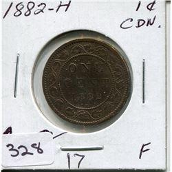 1882 CNDN PENNY