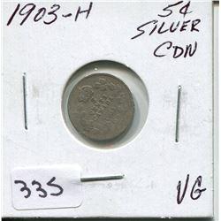 1903 CNDN SILVER NICKEL