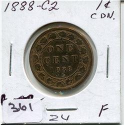 1888 CNDN PENNY