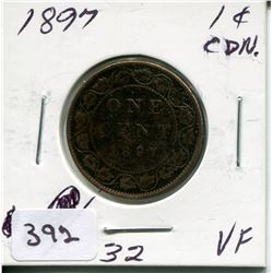 1897 CNDN LARGE PENNY