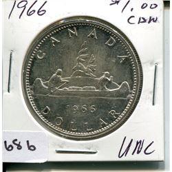 1965 CNDN DOLLAR *SILVER*