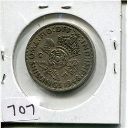 1948 TWO SHILLINGS PC (UNITED KINGDOM)