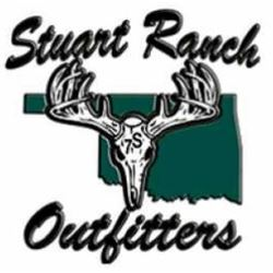 Oklahoma Doe and Hog Hunt for 2 Hunters at Stuart Ranch Outfitters
