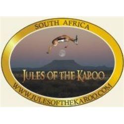 Grand Slam Springbok with Jules of the Karoo