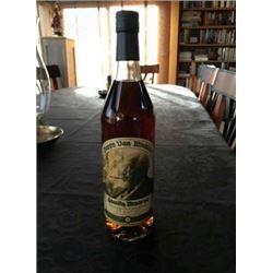 Bottle of 15 Year Old Pappy Van Winkle