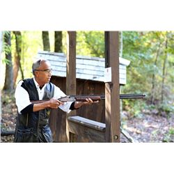 Skeet & Trap Lessons With Cheng Ma  chukarcheng@gmail.com