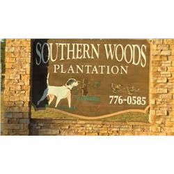 Southern Woods Plantation  Sylvester, Georgia Phone - 229-776-0585 - Email - souwoods@aol.com www.so