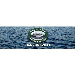 Big Ol' Fish                          111 Cornwell Ln, Murphy, NC 28906