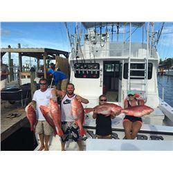 HEY BABE FISHING TRIP  Orange Beach, Alabama