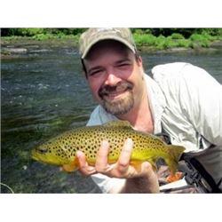 Blue Ridge Fly Fishing - Joe Dipietro,  490 E Main St., Blue Ridge, GA 30513 Phone:  (423) 803-2733