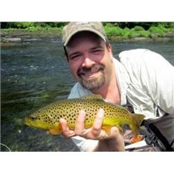 Blue Ridge Fly Fishing - Joe Dipietro,  490 E Main St., Blue Ridge, GA 30513 Phone:  (423) 803-2733