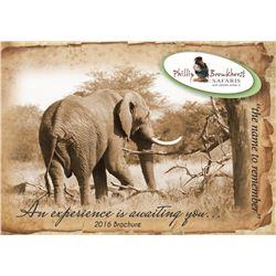 Phillip Bronkhorst Safaris   WWW.PBSAFARIS.COM - Email: phillipbronkhorst@gmail.com