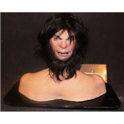 AMERICAN HORROR STORY FREAK SHOW EDWARD MORDRAKE SCREEN MATCHED HERO ANIMATRONIC REAR FACE