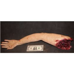 SILICONE SEVERED COMPLETE ARM MALE KEEPER QUALITY GORE!
