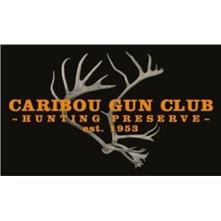 10 Bird pheasant hunt and a 1 year membership