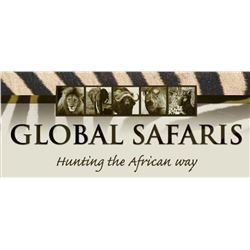 10 days $2,000 trophy fee credit total, must shoot 4 animals in south africa