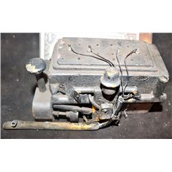 FORD FLAT HEAD ENGINE ANTIQUE FILMING MINIATURE
