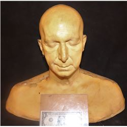 DISPLAY BUST WITH SHOULDERS URETHANE AS GOOD AS IT GETS