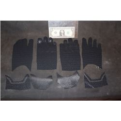 BLACK PANTHER 2 AND OR AVENGERS ENDGAME NEW SUIT GLOVES SET B