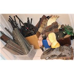 HUGE WHOLESALE HORDE OF MISC PROPS! HIGH BID GETS ALL YOU SEE AND MORE!