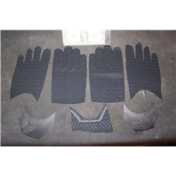 BLACK PANTHER 2 AND OR AVENGERS ENDGAME NEW SUIT GLOVES SET C