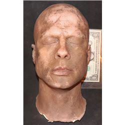 CURIOUS CASE OF BENJAMIN BUTTON BRAD PITT SILICONE HEAD